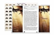Lenten Coin Folders & Banks