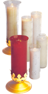 Sanctuary Candles, Globes & Lamps
