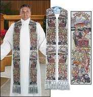 Tapestry Stoles