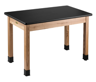 NPS Science Tables with High Pressure Laminate Top