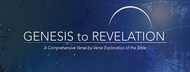 Genesis to Revelation: Exploration of the Bible