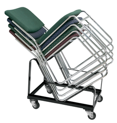 Chair Dolly for Stacking Chairs - DY-86  sc 1 st  Church Partner & Stacking Chair Carts u0026 Dollies | Church Partner