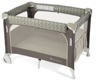 Portable Play Yard Infant Cribs