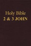 2 & 3 John