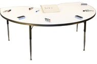 Dry-Erase Markerboard Activity Tables