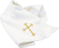 Baptismal/Towel, Napkins and Bibs