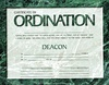 Ordination & License Certificates