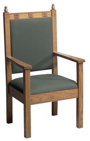 Excellent Pulpit Center Chair Sanctuary Furniture Church Partner Machost Co Dining Chair Design Ideas Machostcouk