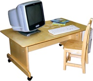 Preschool Workstations & Desks
