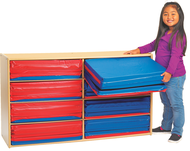 Mat Storage and Accessories