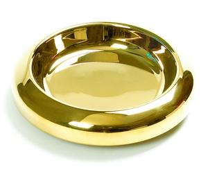 Remembrance Ware Brass Communion Cup Tray Bread Insert