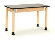 NPS Adjustable Science Tables with Phenolic Top