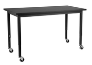 NPS Adjustable Steel Frame Science Tables