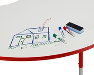 Dry-Erase Markerboard Tables