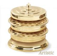 Brasstone Aluminum