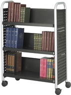 Storage Solution - Book Carts