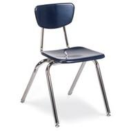 Hard Plastic Classroom Chairs