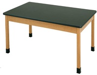 ChemGuard™ Surface Tables w/ Solid Apron