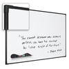 Porcelain Whiteboard 50-Yr Ultra Trim Alum Frame Magnetic