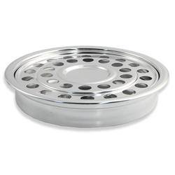 Silvertone Aluminum Communion Trays | Communion Cup & Bread