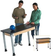 Adjustable Height Science Tables