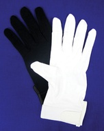 Jeffers Ultima Handbell Gloves w/o Plastic Dots
