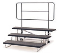 Mobile Folding Choral Riser Sets - Midwest Folding