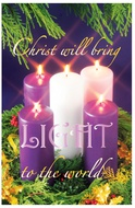 Christ Will Bring Advent Series Legal-Size
