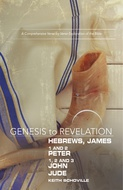 Hebrews, James, 1-2 Peter, 1-3 John, Jude
