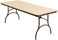 Lightweight Composite Folding Tables
