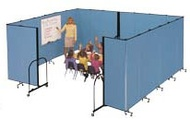 Screenflex FREEstanding™ Portable Room Dividers