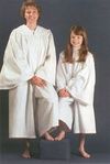 Baptismal Robes and Accessories