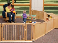 KYDZSuite™ Toddler Height Components