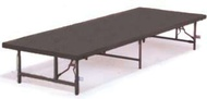 Portable Stage Polypropylene Surface - Midwest Folding