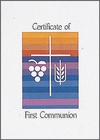 Communion Certificates