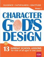 Character by God's Design Series