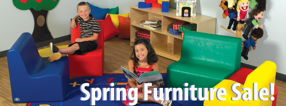 Save On ALL Angeles And Childrenu0027s Factory Preschool Furniture And  Equipment!