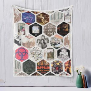 Led Zeppelin Quilt Blanket