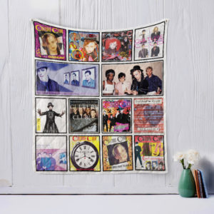 Culture Club Quilt Blanket