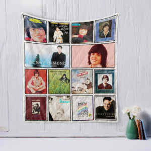 Donny Osmond Quilt Blanket