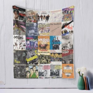 The Yardbirds Quilt Blanket