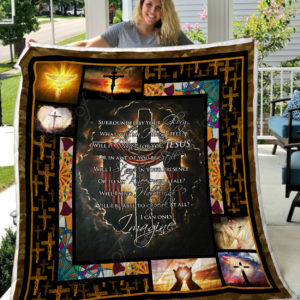 Jesus In My Heart Quilt