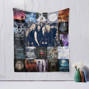 Nightwish Style Two Quilt Blanket