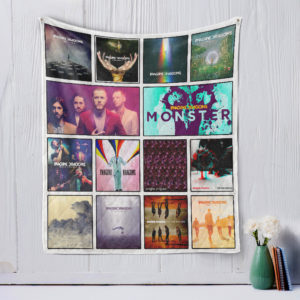 Imagine Dragons Quilt Blanket