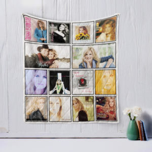 Trisha Yearwood Quilt Blanket