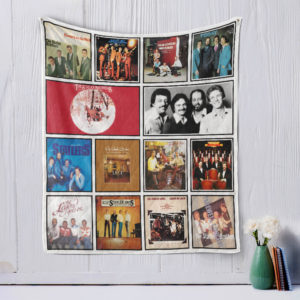 The Statler Brothers  Quilt Blanket