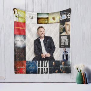 Chris Tomlin Quilt Blanket