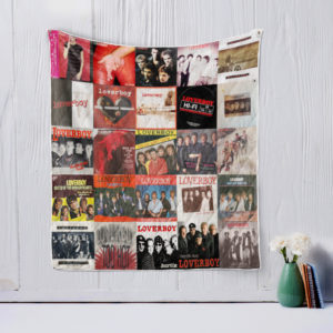 Loverboy Quilt Blanket