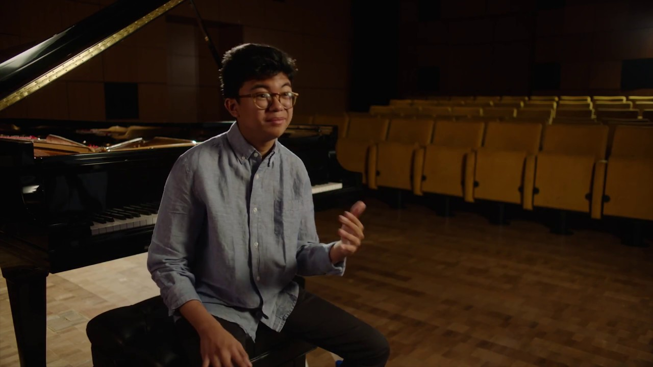 Watch 15-Year-Old Jazz Pianist Joey Alexander Share His Passion for