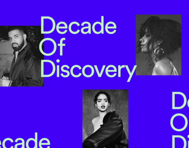 The Top Songs, Artists, Playlists, and Podcasts of 2018